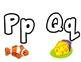 Spanish Play dough Alphabet Cards