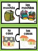 Spanish Plurals - Sustantivos, género y número
