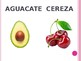 Spanish - Powerpoint - Fruits Food