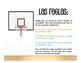 Spanish Preterite J Group Basketball