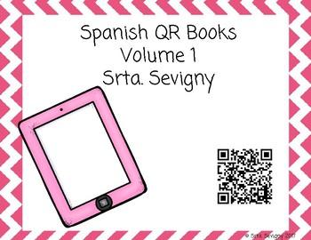 Spanish QR Books Volume 1