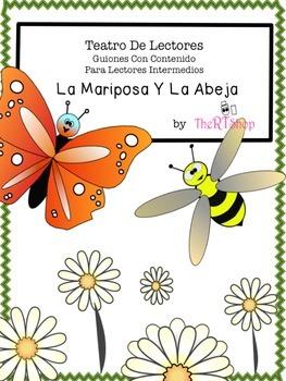 Spanish Reader's Theater Script: Reading-Science Center, B