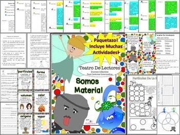 Spanish Reader's Theater Script: Reading-Science Integrati