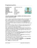 Subjunctive Spanish Reading ~ Apartment Hunt Script ~ Lect