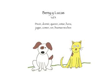 "Spanish Reading ""Beny y Lucas"" Vol 3"
