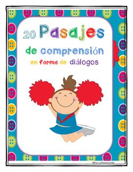 Spanish Reading Comprehension / Pasajes de comprension con