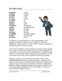 Verbos Reflexivos Rutina Diaria Lectura ~ Spanish Reading