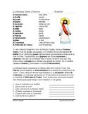 Semana Santa y Pascua Lectura ~ Holy Week and Easter Spani