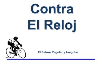 Spanish  Simple Future (Regular & Irregular) Writing Activ