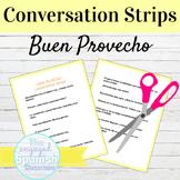 Spanish Restaurant Conversation Strips: Expresate 2 Chapte