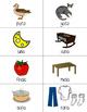 Spanish Rhyme Cards