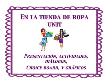 Spanish Ropa Unit
