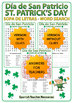Spanish Saint Patrick's Day Word Search