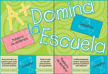 Spanish Self-Advocacy Board Game