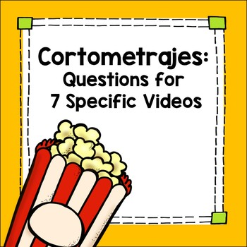 Spanish Short Films Movie Guide - 7 questions to use with