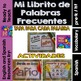 Spanish Sight Words Mini Booklet: AL