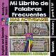 Spanish Sight Words Mini Booklet: DICE