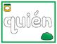 Spanish Sight Words Play Dough Mats (Primer)