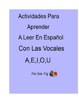 Spanish Smart Board Interactive Activities for letters A,