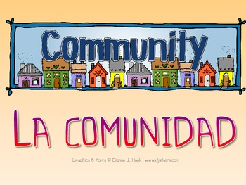Spanish Social Studies (Communities and Government) Comuni