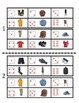 Spanish Clothing Vocabulary Speaking Activity (Dice, Groups)