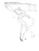 Spanish Speaking Countries and Capitals Quiz