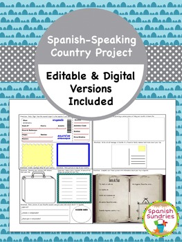 Spanish-Speaking Country Project