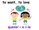 Spanish Stem Change Verbs PowerPoint  - 37 Different Infinitives