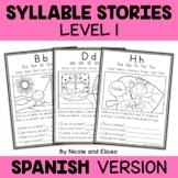 Spanish Reading Comprehension - Set 1