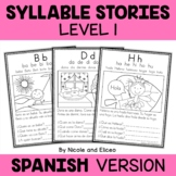 Spanish Reading Comprehension - Set 1