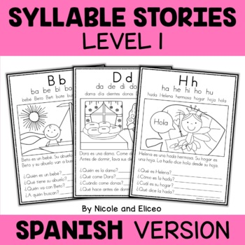 Spanish Reading Comprehension Texts