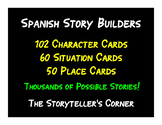 Spanish Story Builder Cards