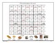 Spanish Sudoku / Wordoku: Thanksgiving, El Dia de Accion d