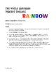 Spanish Superlatives Rainbow Reading