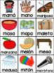 Spanish Syllable Portable Word Walls