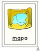 Spanish Syllables Anchor Charts: MA, ME, MI, MO, MU