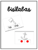 Spanish Syllables Centers