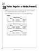 "Spanish Teacher's Handbook: Regular ""-ar"" Verbs (Present)"