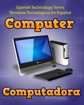 Spanish Techonology Term - Computer