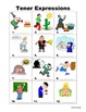 Spanish Tener Expressions PICTURE Notes SET