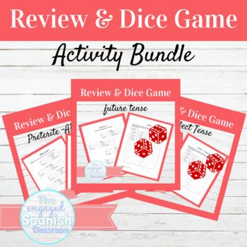 DICE GAME BUNDLE: 11 Bundles of review + Dice games for va