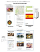 Spanish Travel Brochure Project