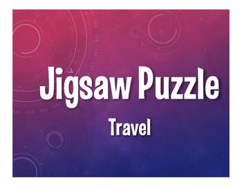 Spanish Travel Jigsaw Puzzle