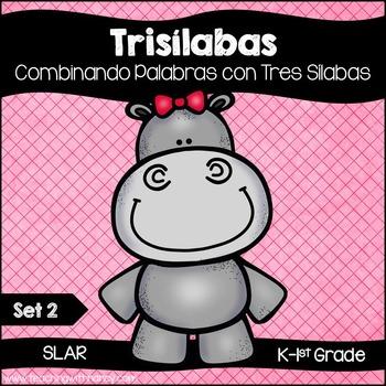 Spanish: Trisilabas Set 2