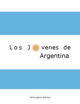 Identity in Argentine Teens- viewing, listening and speaki