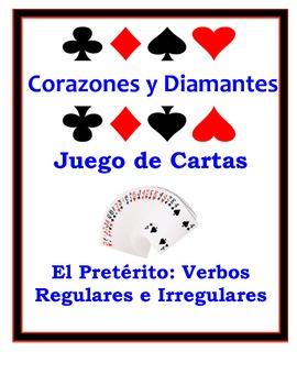 Spanish Preterite (Regular & Irregular) Speaking Activity: