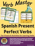 Spanish Verb Master for Present Perfect Verbs. Mexican Pal