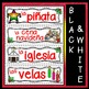 Las Posadas Spanish Word Wall
