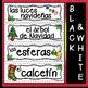 Spanish Christmas Word Wall (La Navidad)