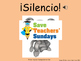 Spanish classroom instructions Lesson plan, PowerPoint (wi